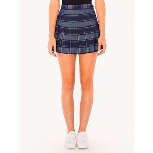 American / Los Angeles Apparel Tennis skirt